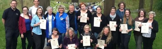 Study visit and Skogsmulle Leader training in…Sweden